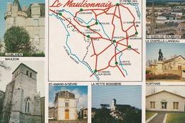 MAULEON. - Le Mauléonnais. Multivues. CPM - Mauleon