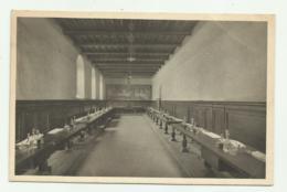 FIESOLE - S. FRANCESCO - REFETTORIO 1934 - NV  FP - Firenze