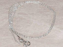 Chaine En Argent 925/1000ème - Réf.R4400145 - Necklaces/Chains