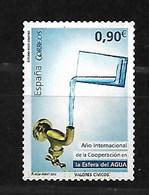 SPAIN 2013 CIVIC VALUES SUBJECT WATER SA - 1931-Today: 2nd Rep - ... Juan Carlos I