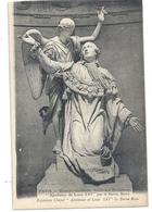 PARIS . CHAPELLE EXPIRATOIRE BOULEVARD HAUSSMAN 73 Bis . APOTHEOSE DE LOUIS XVI Par Le BARON BOSIO . CARTE NON ECRITE - France