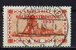 100.080 // Saargebiet 1934 // Mi. 186 O - Oblitérés