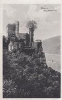 Postcard Bingen Burg Rheinstein My Ref  B13492 - Bingen