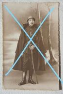 Photo ABL Cavalier Sabre Sword Cavalerist Cavalerie Circa 1920 Militaria Uniforme Leger - Oorlog, Militair