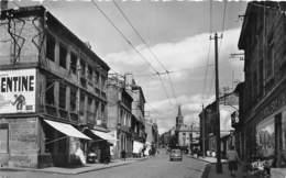 42-LA-RICAMARIE- RUE PRINCIPALE , RUE DE LA LIBERATION - Roanne