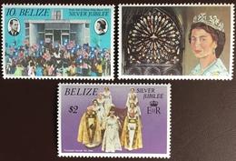 Belize 1977 Silver Jubilee MNH - Belize (1973-...)