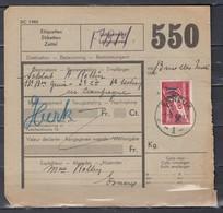 Vrachtbrief Met Brugstempel Esneux -1- - 1923-1941