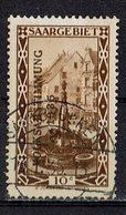 100.076 // Saargebiet 1934 // Mi. 179 O - Oblitérés