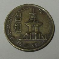1972 - Corée Du Sud - Korea South - 10 WON - KM 6a - Korea (Zuid)
