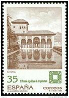 ESPAÑA 1998 - PREMIO AGA KHAN DE ARQUITECTURA - LA ALHAMBRA DE GRANADA - Edilfil Nº 3588 - Islam
