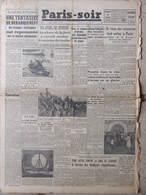 Journal Paris Soir (23 Sept 1942) Tentative Débarquement Troupes Soviétiques - Aiguille Du Midi - D Darrieux - Journaux - Quotidiens