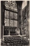 Postcard The Ladye Chapel And East Window York Minster My Ref  B13496 - York
