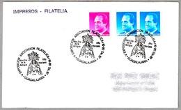 Año Mariano - NTRA SRA DE LA ANTIGUA. Guadalajara 1987 - Cristianismo