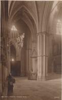 Postcard  York Minster Across Nave RP By Judges My Ref  B13497 - York