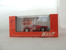 ALFA ROMEO 33.2 NR. 262 TARGA FLORIO 1969 BEST 9191 NUOVA IN BOX (2103) - Altri