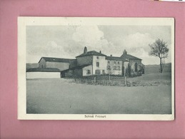CPA  -  SchloB  Fricourt - Autres Communes
