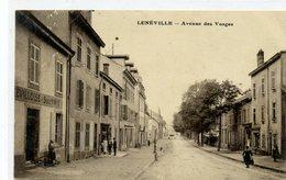 54 - LUNEVILLE - Avenue Des Vosges. - Luneville