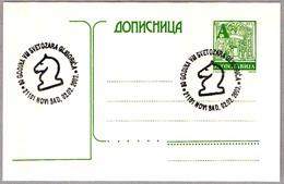 80 Años Gran Maestro Internacional De Ajedrez SVETOZAR GLIGORIC. Novi Sad 2003 - Ajedrez