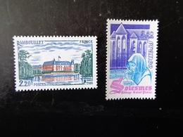 FRANCE 1980   N° 2111-12   NEUF** - France