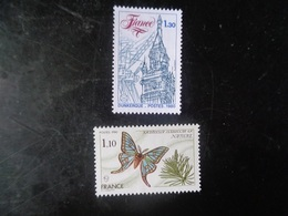 FRANCE  1980   N° 2088-2089   NEUF**   20% - France