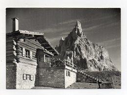 San Martino Di Castrozza (Trento) - Baita Segantini - Gruppo Delle Pale - Viaggiata Nel 1958 - (FDC16451) - Trento