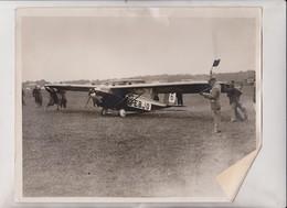 CUP AIR RACE 25*20CM Fonds Victor FORBIN 1864-1947 - Aviación