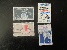 FRANCE  1980   N° 2073-80-93-2115  NEUF**   20% - France