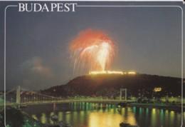 AN37 Budapest, Fireworks - Hungary