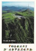 63 Le Puy De Dôme, Volcan D'Auvergne - France