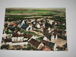 LOG2 *  Courdimanche Carte Avec Pliure A Droite - Other Municipalities