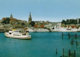 AO89 Fordestadt Flensburg, Hafen - Flensburg
