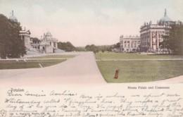 AO89 Potsdam, Neues Palais Und Communs - Undivided Back - Potsdam