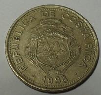 1998 - Costa Rica - 100 COLONES - KM 230a - Costa Rica
