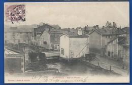 JOINVILLE  Bief Du Moulin       Animées    écrite En 1904 - Joinville