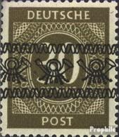 Bizonale (Allied Cast) 63I Avec Charnière 1948 Volume D'impression - Zone Anglo-Américaine