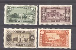 Syrie  :  Yv  213-16  * - Syria (1919-1945)