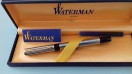 STYLO PLUME WATERMAN EN ECRIN - Pens