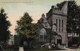 AR55 Park Hill Reform Church, Yonkers, NY - NY - New York