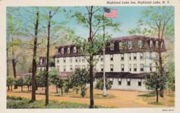 AR55 Highland Lake Inn, Highland Lake, N.Y. - NY - New York