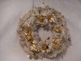 Couronne De Noel - Decoration Fetes Noel - Schmuck Und Dekor