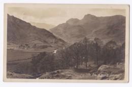 AK44 The Valley Of Langdale - Cumberland/ Westmorland