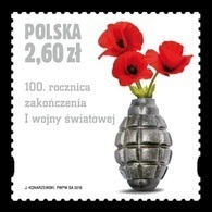 Poland 2018 Mih. 5053 End Of World War I MNH ** - 1944-.... Republik