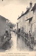 54-BACCARAT- CANAL DU MOULIN, CROVEE DE LAVAGE - Baccarat