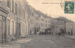 54-BACCARAT- RUE DE FROUARD - Baccarat