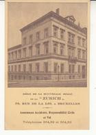 Zurich     Assurance   78 Rue De La Loi - Brussels (City)