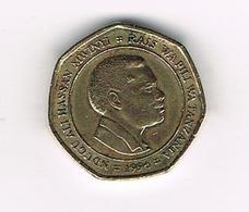 //  TANZANIA  50 SHILINGI  1996 - Tanzanía