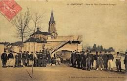 54-BACCARAT- PLACE DU PÂTIS CORVEE DE LAVAGE - Baccarat