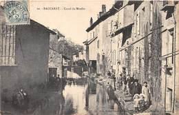 54-BACCARAT- CANAL DU MOULIN - Baccarat
