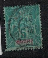 MAYOTTE            N°     YVERT    4   OBLITERE       ( Ob  5/04 ) - Gebraucht
