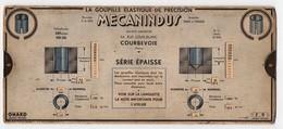 Règle à Calcul OMARO Mécanindus La Goupille élastique De Précision Bagues élastiques - Sciences & Technique